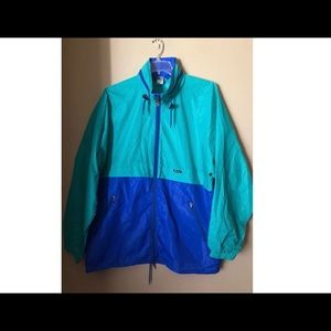 Vintage K-Way International Windbreaker XL